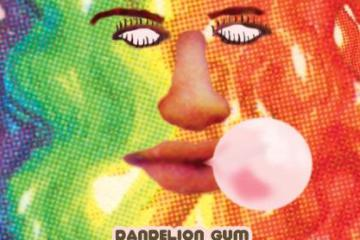 Black Moth Super Rainbow Dandelion Gum