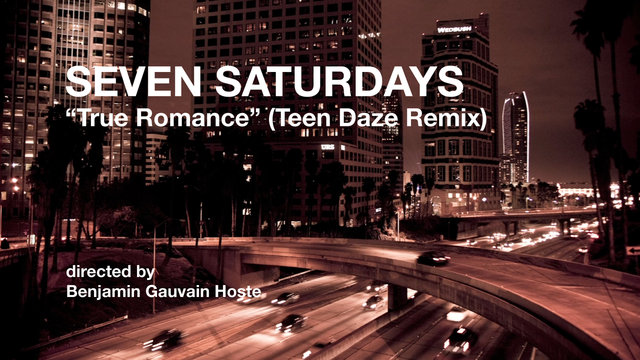 Teen Daze - Seven Saturdays
