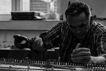 Nils Frahm Piano Day