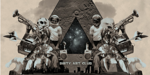 Dirty Art Club - American Death Express